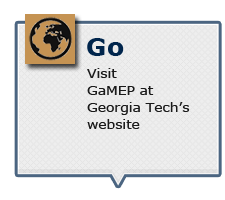Visit GaMEP at Georgi Tech's website