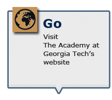 Visit The Academy at Georgia Tech's website