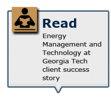 Read Energy Management and Technology at Georgia Tech client success story