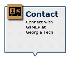 Connect with GaMEP at Georgia Tech