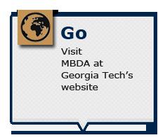 Visit MBDA at Georgia Tech's website
