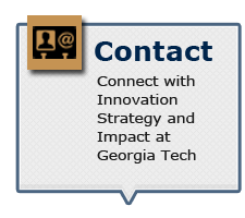 Connect with Innovation Strategy and Impact at Georgia Tech