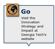 Visit Innovation Strategy and Impact at Georgia Tech's website