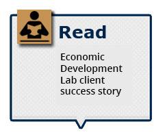 Read an Economic Development Lab at Georgia Tech client success story