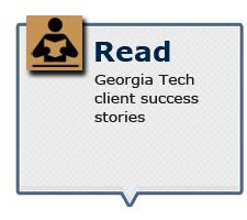 Read Georgia Tech client success stories