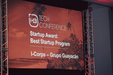"I-Corps Puerto Rico wins ""Best Startup Program of the Year"" award"