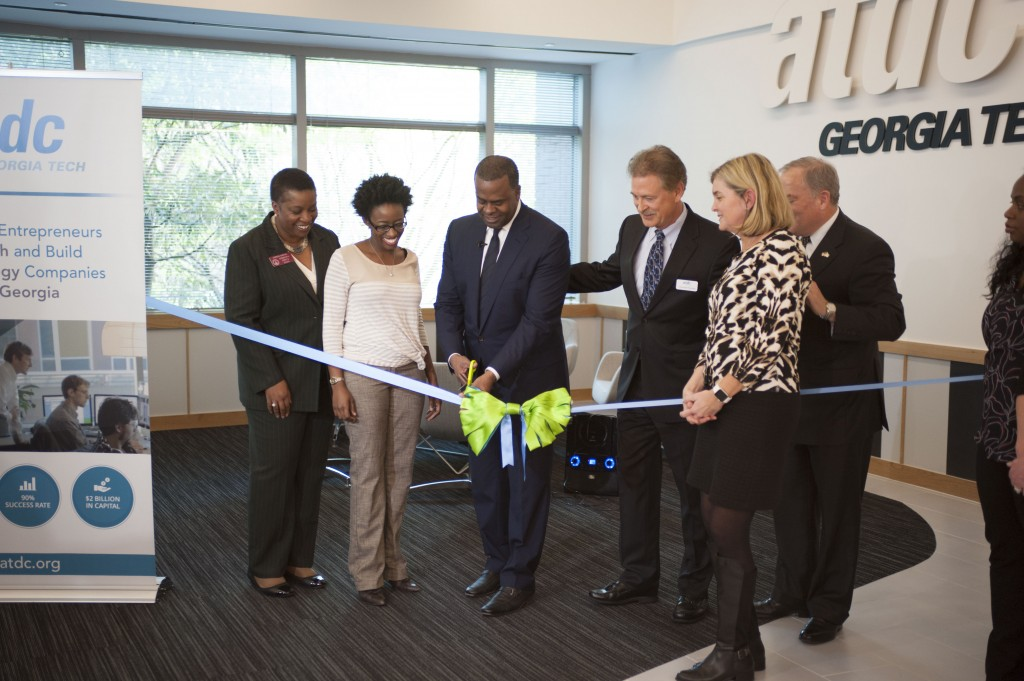Advanced Technology Development Center unveils redesigned space