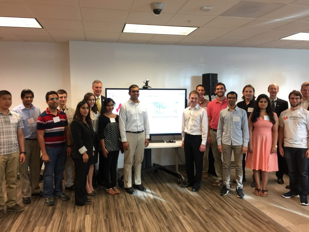 Keysight Technologies opens Software Design Center at Georgia Tech