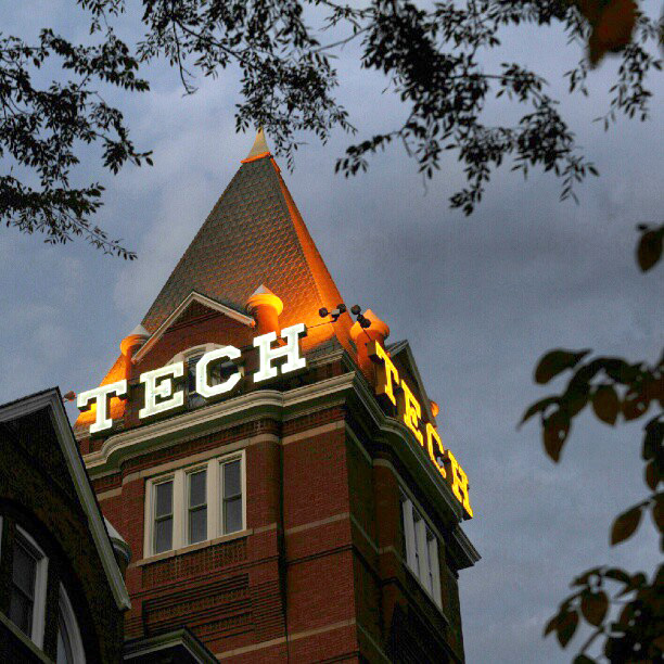 Georgia Tech  Tech Tower