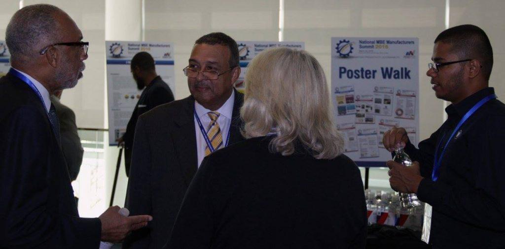 Networking MBDA Summit 2016