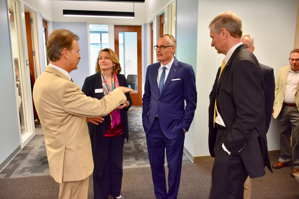 Georgia Tech marks startup expansion milestone with visit from Lt. Governor Casey Cagle