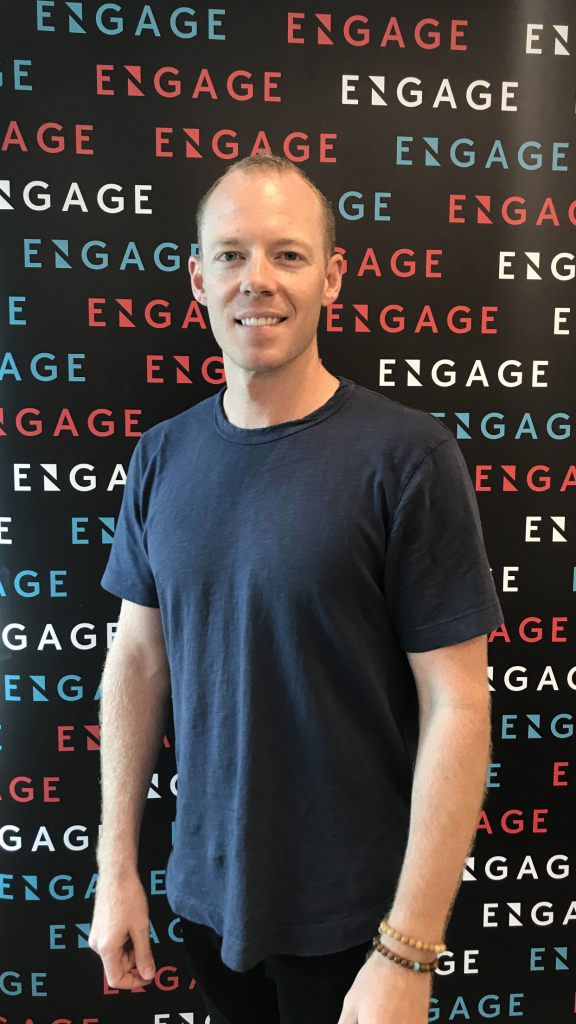 Daley Ervin joins Engage Ventures as Entrepreneur-in-Residence