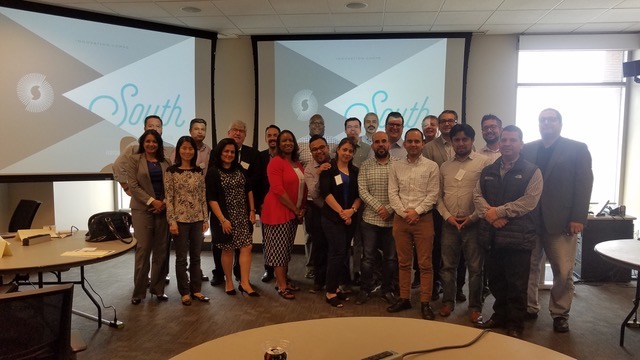 I-Corps South hosts group from Mexico for entrepreneurship training academy