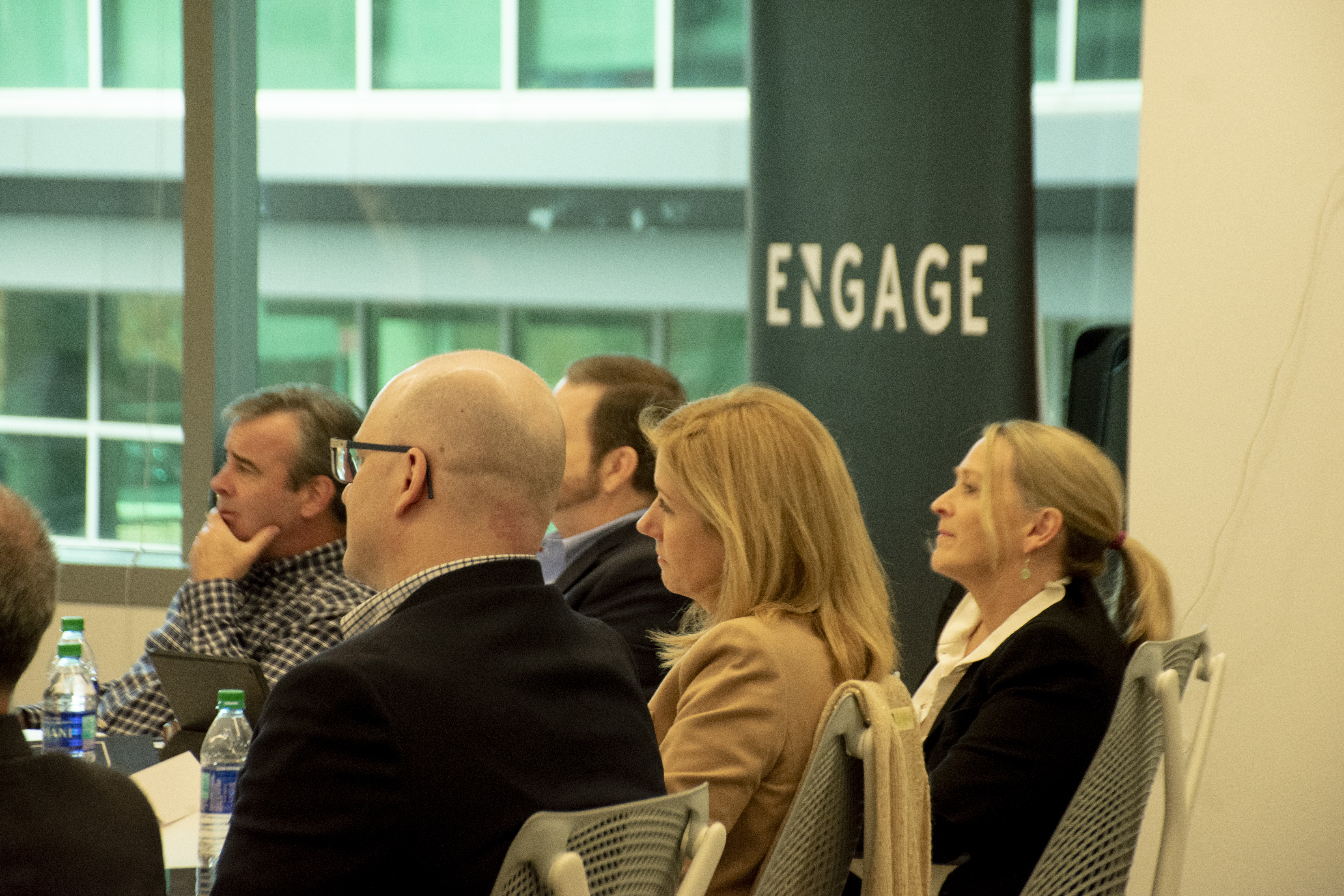 The Engage Expert Council is comprised of corporate thought leaders and C suite-level information, cybersecurity, and information technology executives. (Photo: Péralte C. Paul)